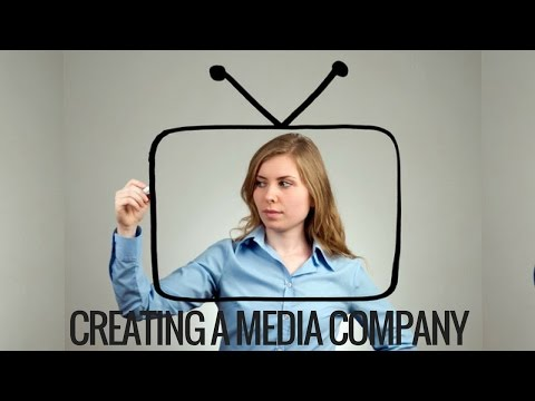 Developing  a Media Company - The Video Marketing Tribe