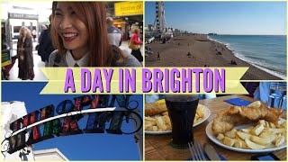 A Very Brighton day | DeiToBrit