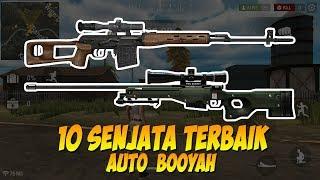 SERIUS SAKIT BANGET! Ini 10 Senjata Terbaik di Freefire Agar Kamu Selalu BOOYAH
