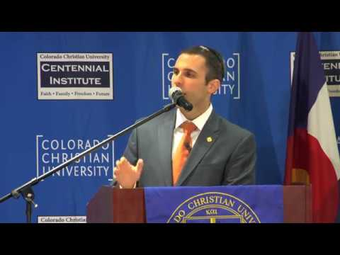 Dr. Daniel Mark, Chairman of USCIF - The End of Religious Freedom?