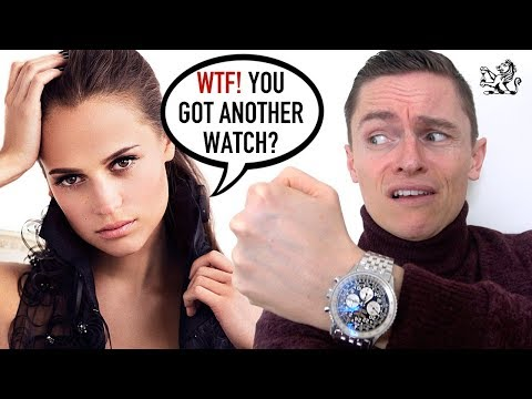 What To Do If Your Partner Is Upset When You Buy More Watches - GIAJ#2