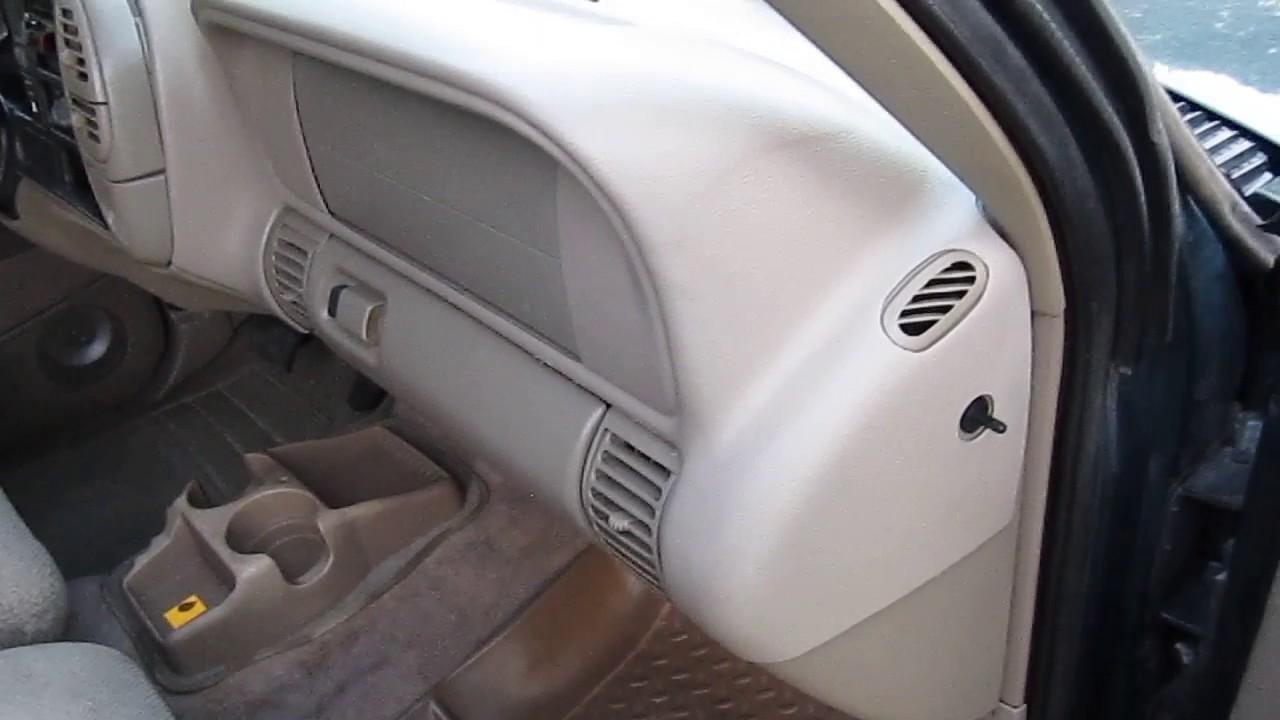 1995 Interior Gmc Sierra