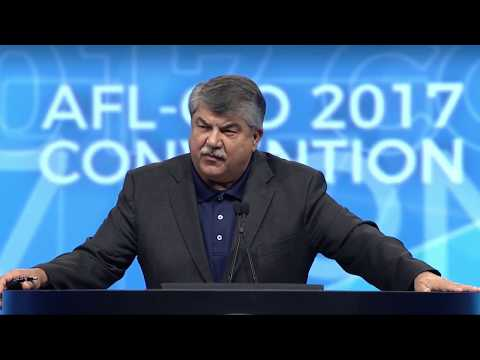 2017 International Convention   Tuesday afternoon, October 24th   AFL-CIO Video