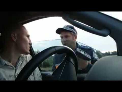 Водитель против инспектора-психопата 2