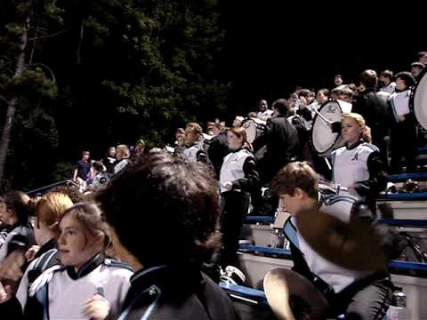 Auburn high school marching band plays 5 minute beat youtube
