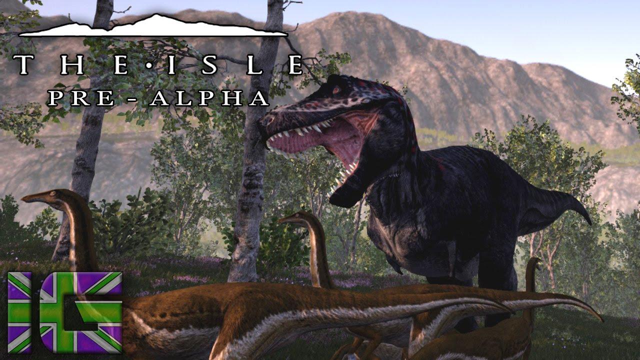 Image Result For The Isle Austroraptor