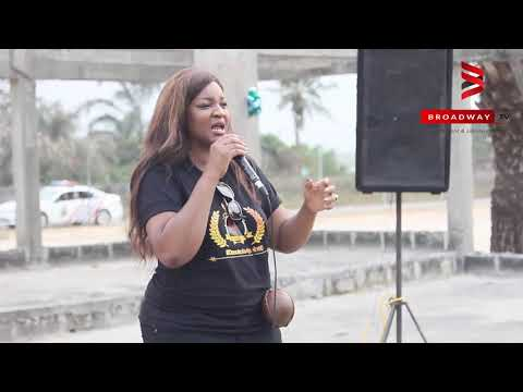 Omotola4point0: A Trip to slave trade center, Badagry