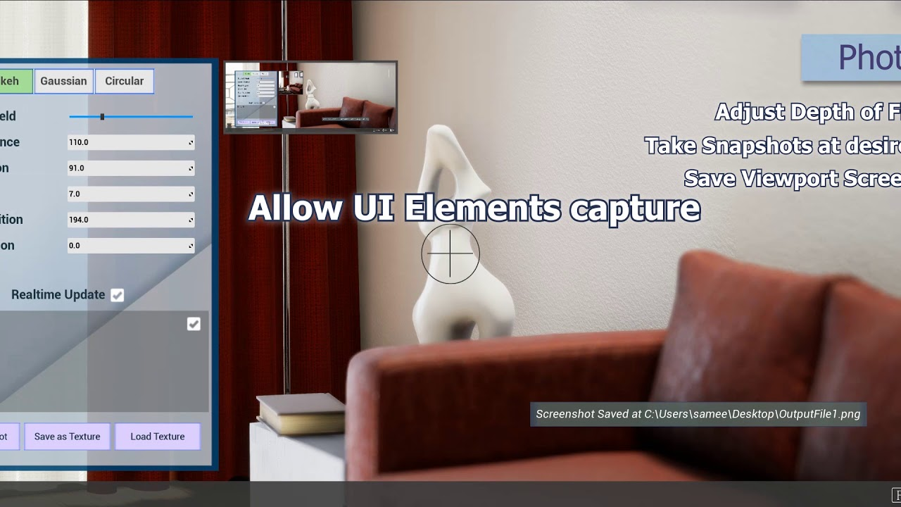 FrameCapture - Screen Capture and Video Recorder - Unreal Engine Forums
