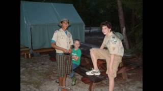 Troop 575 Scout camp 2011