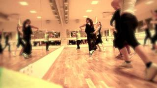 Dance fitness  Basic Tango steps