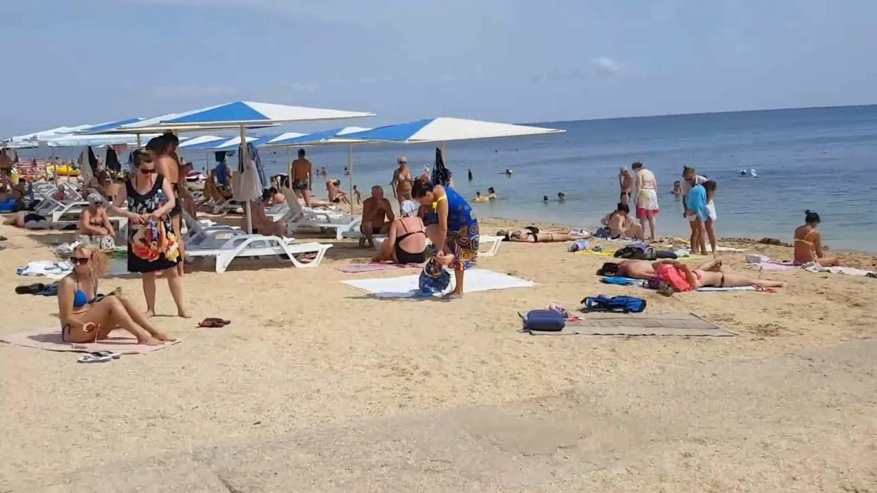 Какой пляж в Феодосии - песок или галька? Какой пляж Феодосии посетить 4