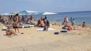 видео Где в Крыму песчаные пляжи: карта, фото, описание