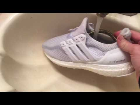 HOW TO CLEAN DIRTY SHOES!!
