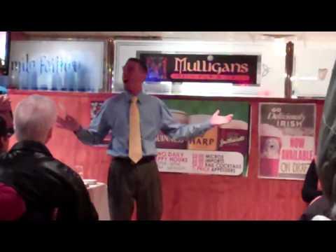 Alderman Steve Taylor's VICTORY Speech