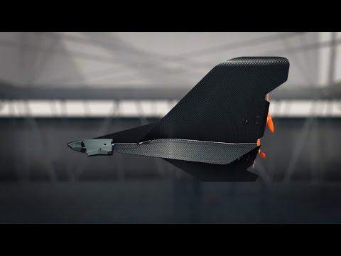 The Carbon Flyer Remote Control Plane