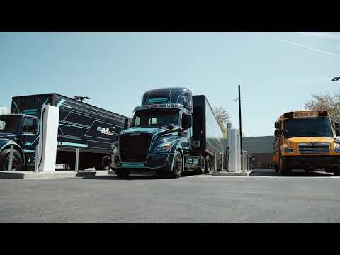 Daimler Trucks North America, Portland General Electric open...