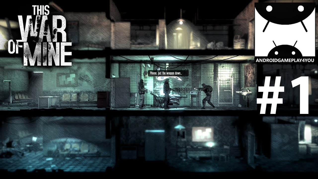 This war of mine android (. Apk) free download youtube.