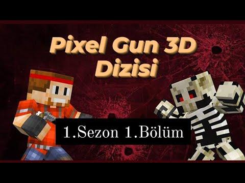 Pixel gun 3d dizisi 1.bölüm