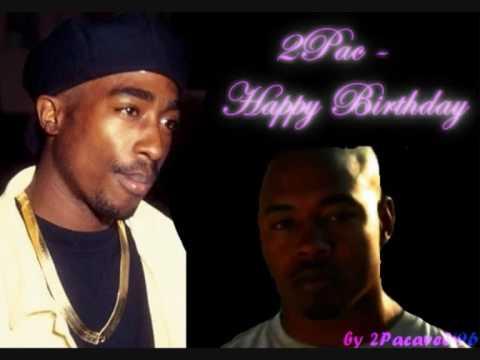 2Pac - Happy Birthday (Remix)