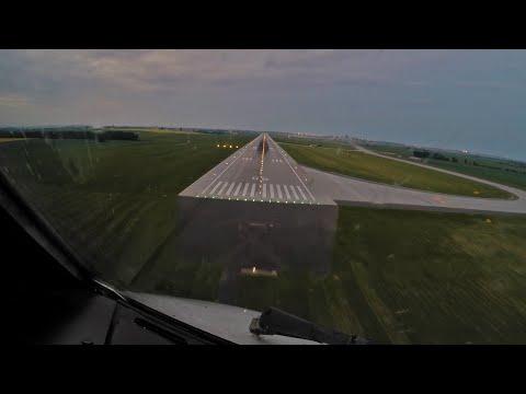 PilotCAM ATR into Prague (CSA)