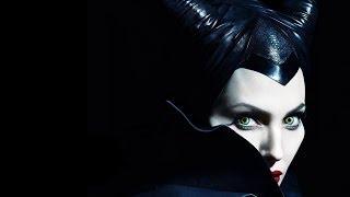 "Макияж ""Малефисента"" /Maleficent Makeup Tutorial"