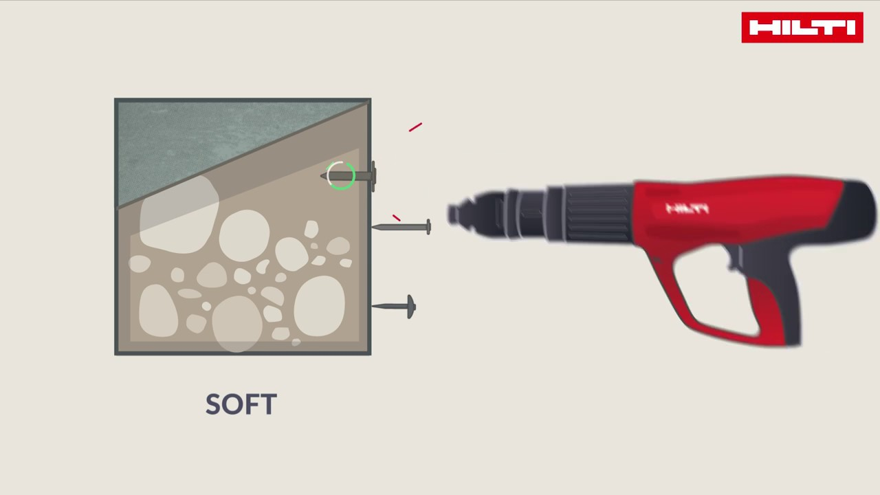 HOW TO select the right nail for concrete - a Hilti quick guide to ...