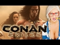 DANGLING DICKS! - Losing My Virginity: Conan Exiles (NSFW)