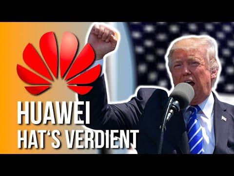 Huawei hat es nicht anders verdient! (Meinung)