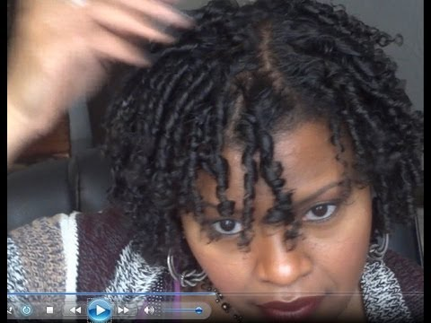 natural hair finger coil out tutorial beautiful youtube