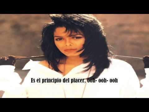 Janet Jackson- The Pleasure Principle...