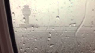 [FULL] Hail damages American Airlines commuter plane at Abilene, Texas