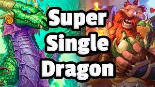 Super Single Quest Dragon Druid - Hearthstone Descent Of Dragon