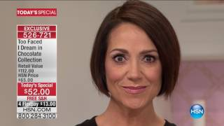 HSN | Too Faced Cosmetics / Deborah Lippmann Nails 03.16.2017 - 04 PM