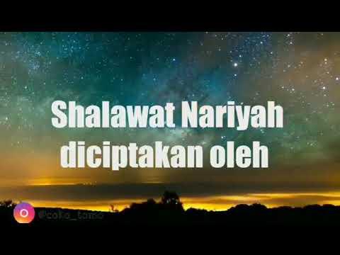 Sholawat Nariyah Cak Nun