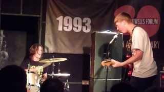 Drenge - Backwaters (Live - Tunbridge Wells)