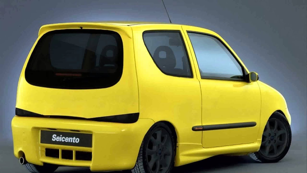 Fiat Seicento Tuning Cars Youtube