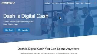 Криптовалюта Dash - обзор, особенности, майнинг, конкуренты