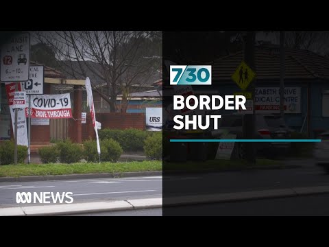 Queensland Reshuts NSW Border For Visitors From Sydney | 7.30