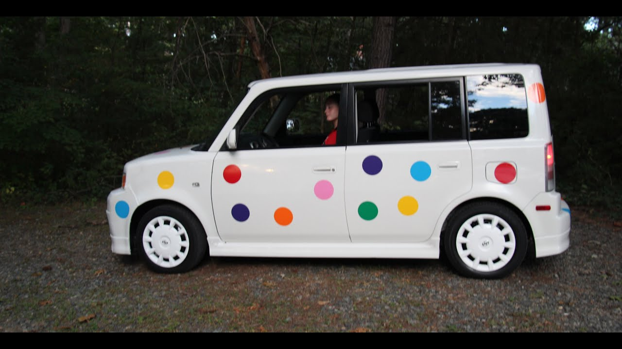 scion xb 2006 car review clown car toyota best used car youtube. Black Bedroom Furniture Sets. Home Design Ideas