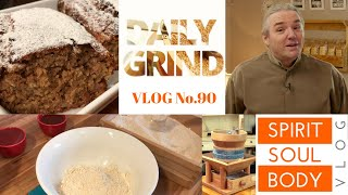 "90. ""MAKING SHABBAT 'HOLY' BANANA BREAD"" - VLOG No.90 - 8TH MARCH 2020"