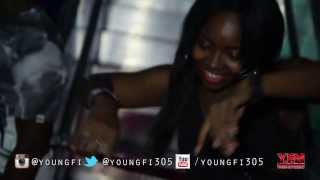 Young Fi Host DJ Radio Jamez 21st Birthday Party (Black Barmitzvah)