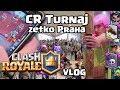 Zetko Clash Royale turnaj + Stretnutie s YouTubermi