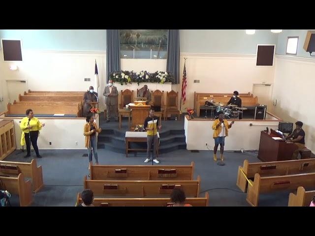 South Calvary MBC Sunday Morning Worship - September 12, 2021