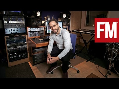 Roni Size on creating Do It For The Masses – The Track mp3