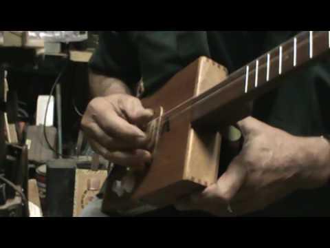 A finger picking pattern for 3 string CBG