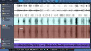 Melodyne 4 : Snare Drum Trigger with Audio to MIDI