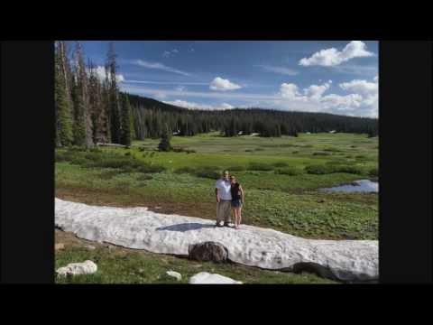 2011 Trip (Video4) Tetons Medicine Bow Rock & Roll