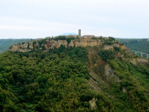 Alan's Italy Show # 124 - Return to Civita di Bagnoregio