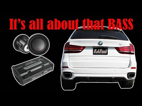 [DIAGRAM_38ZD]  HOW TO INSTALL A SUB AND AMP IN A BMW X5 - YouTube | Md Bmw E53 Amp Wiring Diagram |  | YouTube