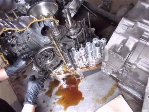 Repeat 2006 Pathfinder Valve Body Rebuild ESPAÑOL by